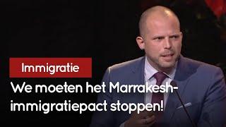 N-VA-politicus Theo Franken over het Marrakesh-immigratiepact