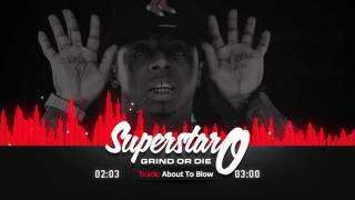 """Trap Beat Instrumental """"About To Blow"""" [Prod. By SuperStar O]"""