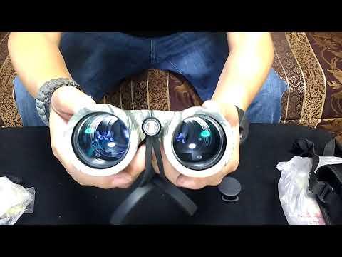 Binoculares Bushnell powerview 10x42