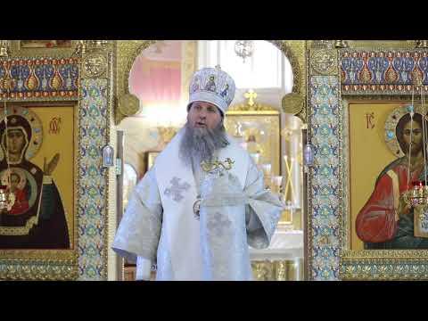 Митрополит Даниил: Наша молитва нужна нашим усопшим