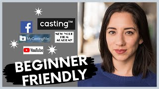 FREE LEGIT CASTING WEBSITES   HOW TO FIND AUDITIONS WITHOUT AN AGENT
