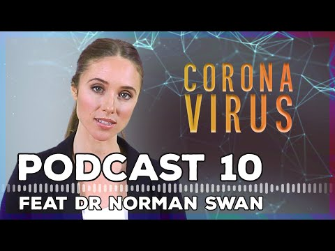 Juice Podcast 10 | with Dr Norman Swan