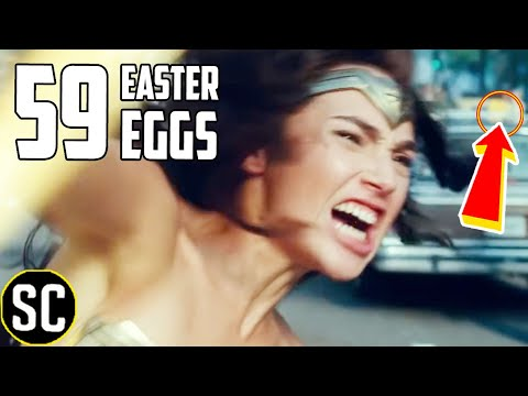 Wonder Woman 1984 Trailer: Every Easter Egg, Reveal + How is Steve Alive?