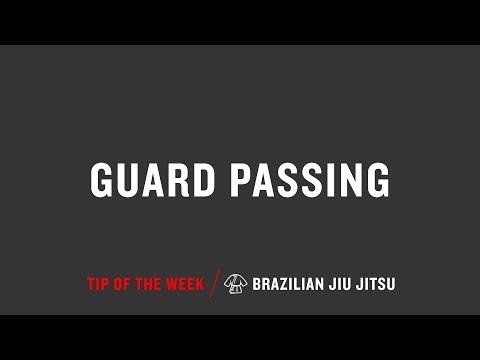 Guard Passing
