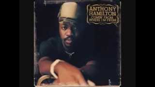 Anthony Hamilton, Jermaine Dupri & Scarface   Comin' From Where I'm From Remix 240p