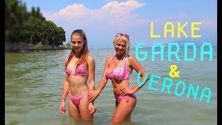 ИТАЛИЯ : ВЕРОНА и ОЗЕРО ГАРДА || ITALY : Lake Garda & Verona