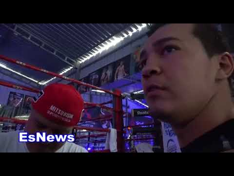 Robert Garcia On Rios Vs Ortiz Fight Set For August EsNews Boxing