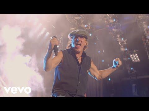 Rock 'n' Roll Train Lyrics – AC/DC