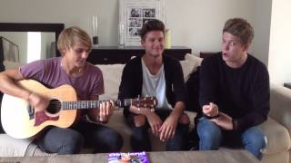Exclusive: JTR perform Ride acoustic for Girlfriend