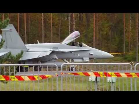 Finnish F-18 Incredible Take Off Mp3