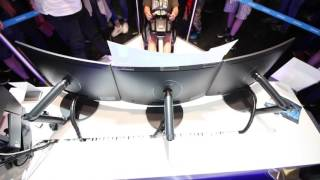 Samsung C24FG70 Curved Gaming Monitor with 1ms and 144Hz