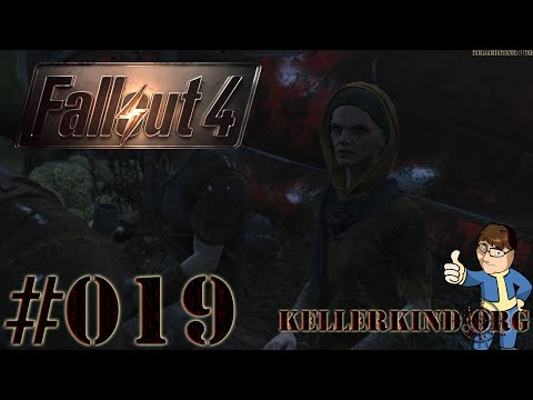 Fallout 4 [HD|60FPS] #019 - Oberland Station ★ Let's Play Fallout 4