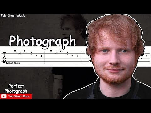 Ed Sheeran - Photograph Guitar Tutorial