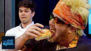 The Guy Fieri Diet - On The Spot | Rooster Teeth