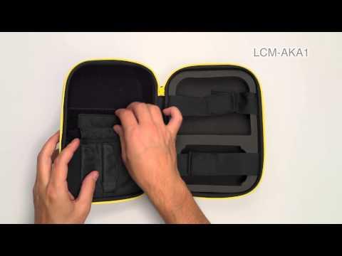 Водонепроницаемый чехол Sony LCM-AKA1 видео 1