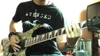 Avenged Sevenfold - Breaking Their Hold [cover]