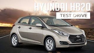 Test Drive - Hyundai HB20
