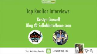 Top Realtor Interview: Kristyn Grewell From SellAMetroHome