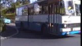 preview picture of video 'Ikarus 260.43 ASZ-BV 76'