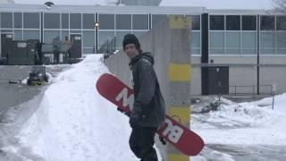 Burton Street - 2014 Snowboard Video Series