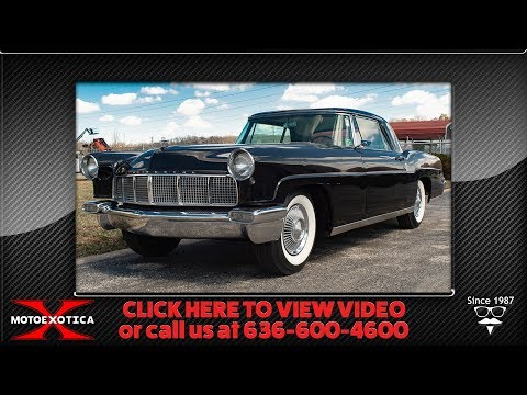 Video of '56 Continental Mark II - PQC3