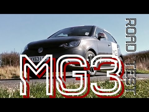 MG3 Motoring Review - Paul Woodford