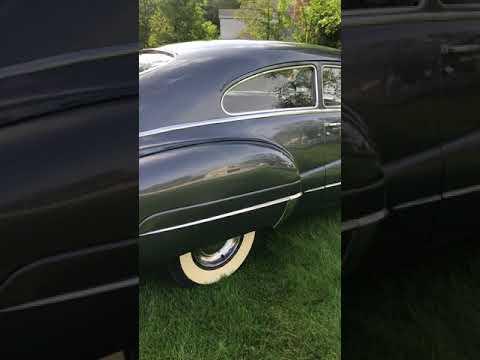 Video of '48 Roadmaster - LRPY