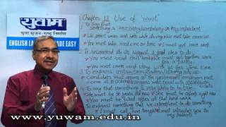 "Ch#13 Use of ""Must"" - Man Singh Shekhawat-Yuwam"