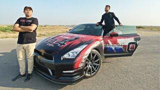 Fastest Nissan GT-R of Pakistan!