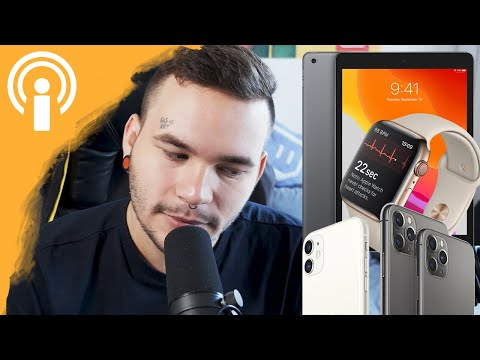 Podcast: Jsem Nerd #6 - Nové produkty od Applu a další témata!