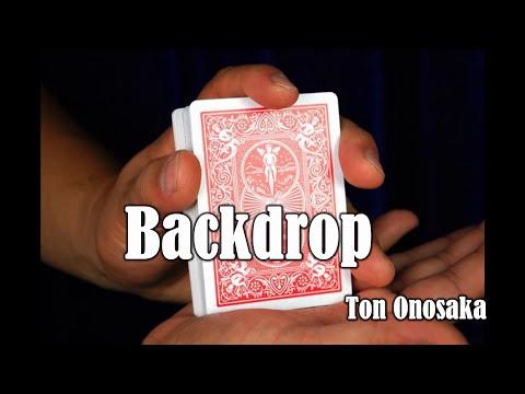 Back Drop by Ton Onosaka