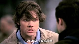 supernatural brave little soldier