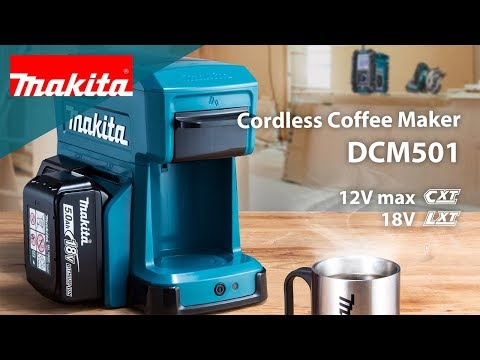 Cordless Coffee Maker  DCM501