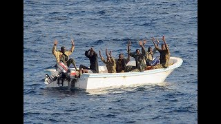 Americans And Russians Against Somali Pirates #2