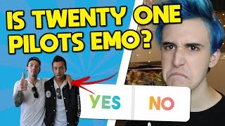 is TØP EMO? SOLVING THE DEBATE ONCE AND FOR ALL (G-note warning)