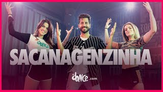 Sacanagenzinha - Harmonia feat. Ludmilla | FitDance TV (Coreografia Oficial) Dance Video