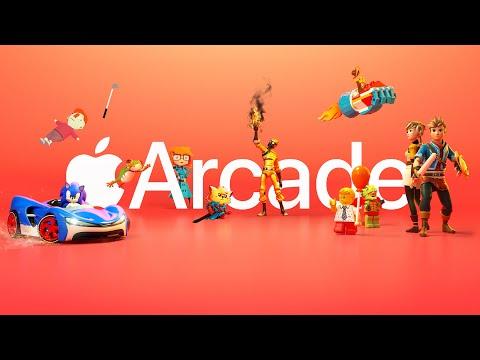 Apple'ın Yeni Oyun Platformu: Arcade