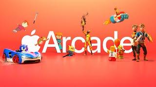 Apple Arcade Trailer — Play extraordinary