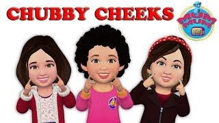 Chubby Cheeks,Dimple Chin - Popular Kids Collection Nursery Song | Chubby Cheeks Lyrics, Poem