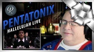 """Pentatonix Reaction   """"Hallelujah"""" LIVE"""