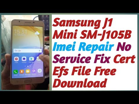 Samsung J2 Baseband Unknown File