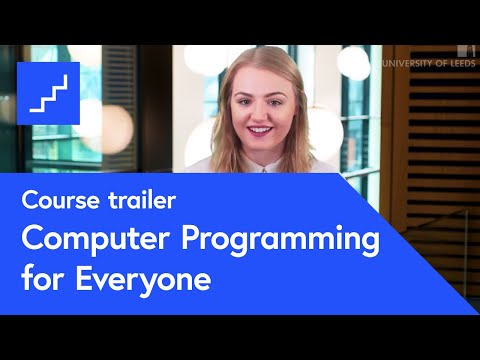 Computer Programming for Everyone - free online course at ...
