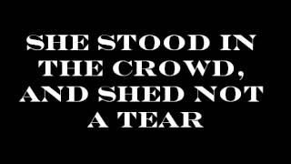 Johnny Cash- Long Black Veil lyrics - YouTube