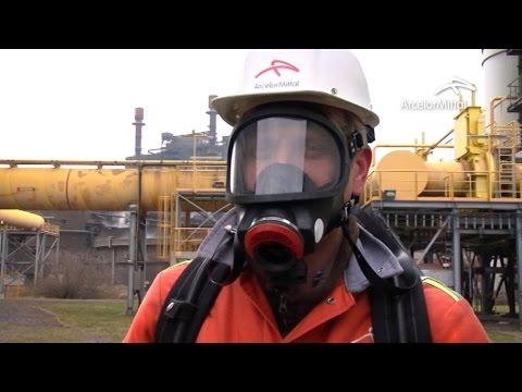 Persönliche Schutzausrüstung in gasgefährdeten Bereichen