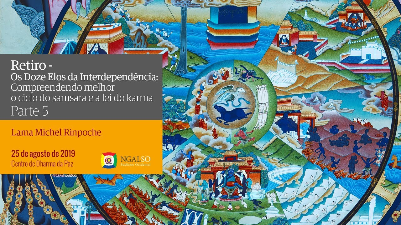 Os 12 elos da interdependência, parte 5