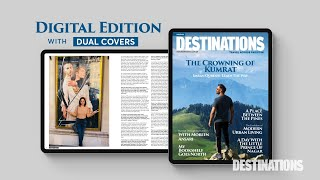 DESTINATIONS goes digital!
