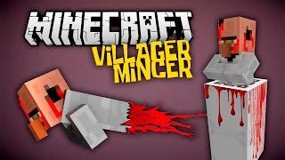 MINECRAFT MOD - Maquina torturadora de aldeanos y nuevos items