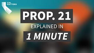 California Prop 21, rent control initiative, explained