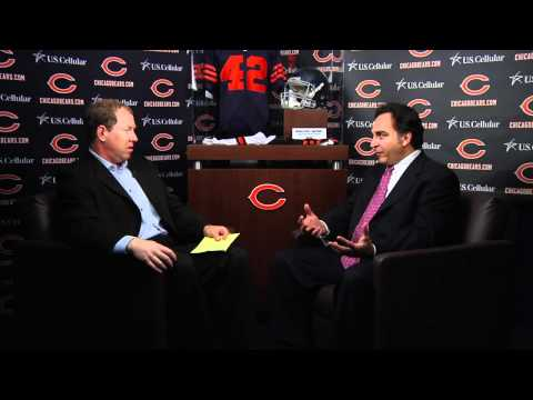 Bears President Ted Phillips on High Expectations | Business of Sports