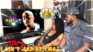 2PAC- AIN'T MAD AT CHA (🙏🏽reaction⚰️)
